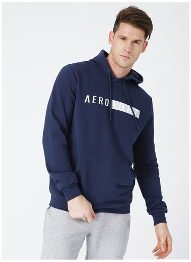 Aeropostale Sweatshirt Lacivert